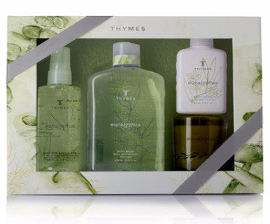 Eucalyptus - Thymes Gift Set - Pi Style Boutique - Thymes - Gifts & Decor