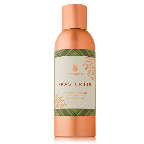 Thymes Frasier Fir Home Fragrance Mist - Pi Style Boutique - Thymes