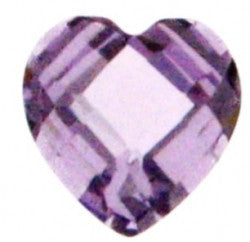 June Birthstone Heart - Pi Style Boutique - Center Court