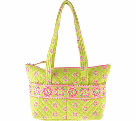 Zip Tote - Gigi Green - Pi Style Boutique - Stephanie Dawn