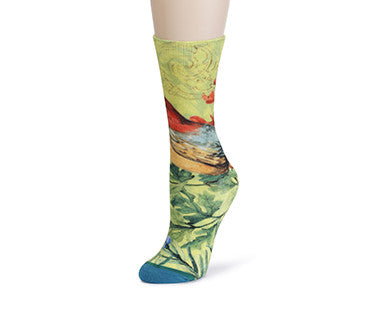 SW Mid Calf Sock - Birds - Pi Style Boutique - Demdaco - Accessories - 2