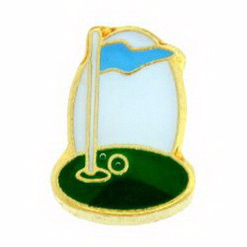 Golf Flag Charm - Pi Style Boutique - Center Court