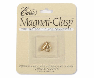 Magneti-Clasp - Jewelry Finding