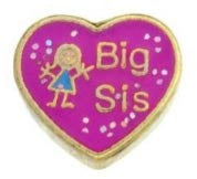 Big Sis Charm - Pi Style Boutique - Center Court