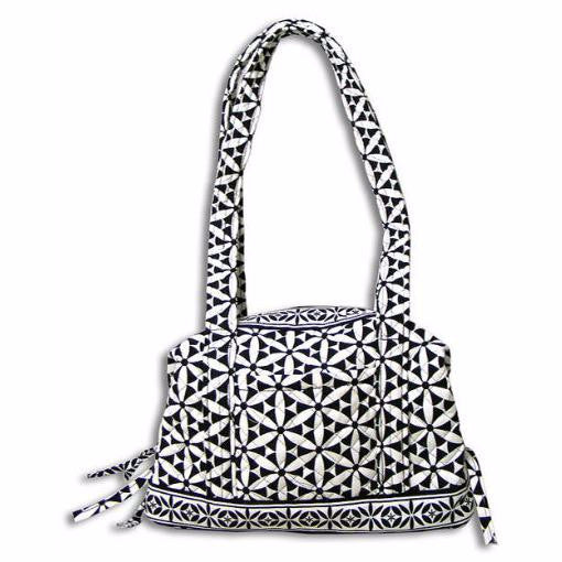 10065-015 - Shopper Tote - Kaleidoscope - Stephanie Dawn - Made in Ohio! (2014) - Pi Style Boutique - Stephanie Dawn