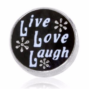 Live Laugh Love Charm - Pi Style Boutique - Center Court