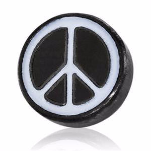 Peace Symbol Charm - Pi Style Boutique - Center Court