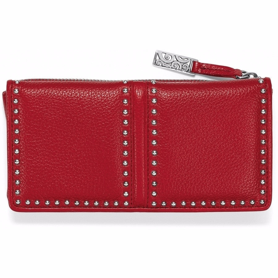 """Pretty Tough"" Large Leather Wallet - Pi Style Boutique - Brighton - 1"