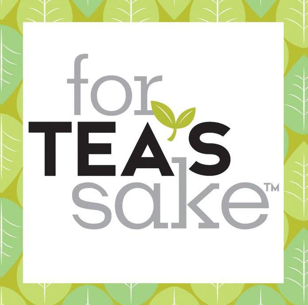 For Tea's Sake Glass Teapot with Infuser - Pi Style Boutique - Giftcraft - 2
