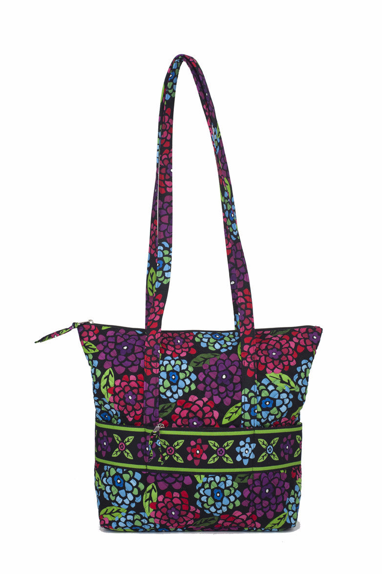10065-025 - Shopper Tote - Jubilee - Stephanie Dawn - Made in oHIo (2015) - Pi Style Boutique - Stephanie Dawn