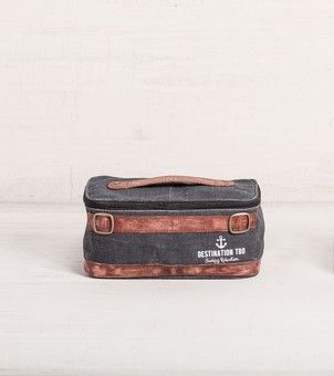 Ashton - Mona B Dopp Kit