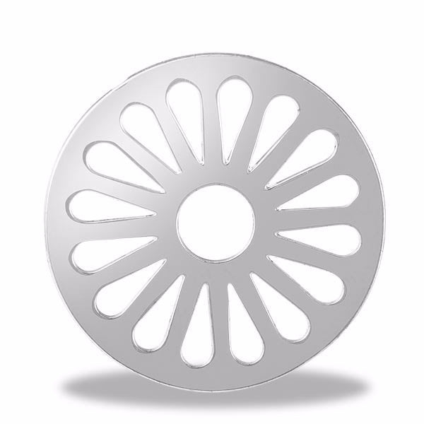 Daisy Round Disk - Pi Style Boutique - Center Court