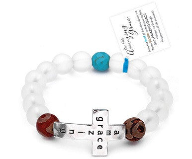 Amazing Grace - Stretch Bracelet