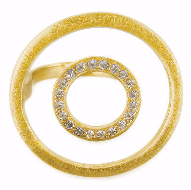 Crop Circles - Elisabeth Lange Ring - Pi Style Boutique - Roman - Accessories