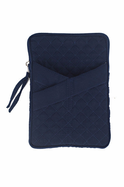 E-Reader Cover - SD Signature - Navy - Pi Style Boutique - Stephanie Dawn