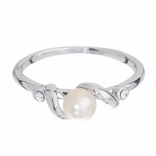 Petite Pearl - Annaleece Ring - Pi Style Boutique - Annaleece - Accessories