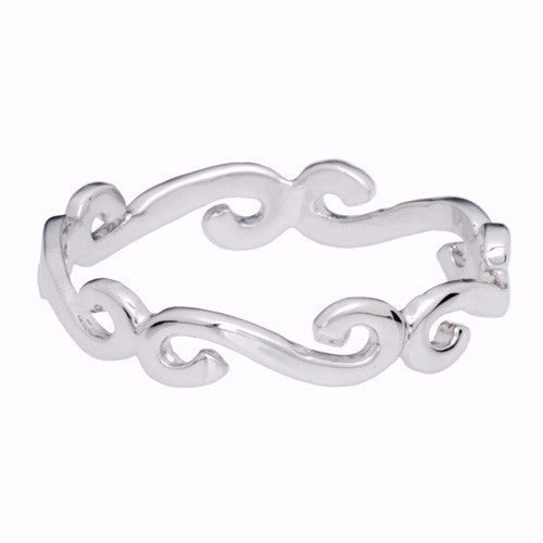 Swirls - Annaleece Ring - Pi Style Boutique - Annaleece - Accessories