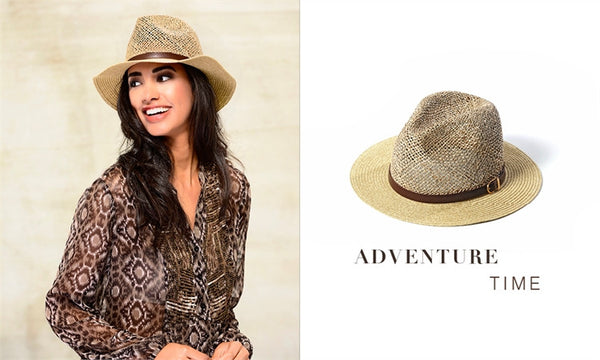 Straw Daze - Hat - Pi Style Boutique - Giftcraft