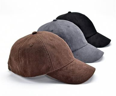 At the Park - Suede Cap