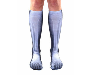 X Ray - Knee High Socks