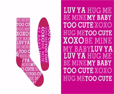 Too Cute - Womens YoSox - Pi Style Boutique - Giftcraft - Accessories