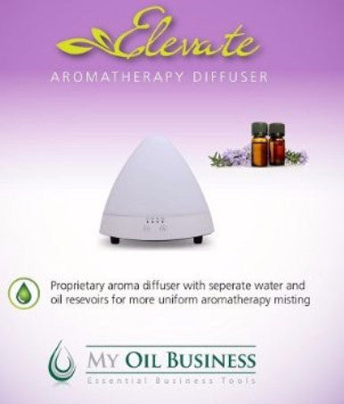 Elevate - Aromatherapy Diffuser - Pi Style Boutique - My Oil Business - Bath & Body