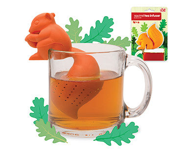 Squirrel - Tea Infuser (FINAL SALE)