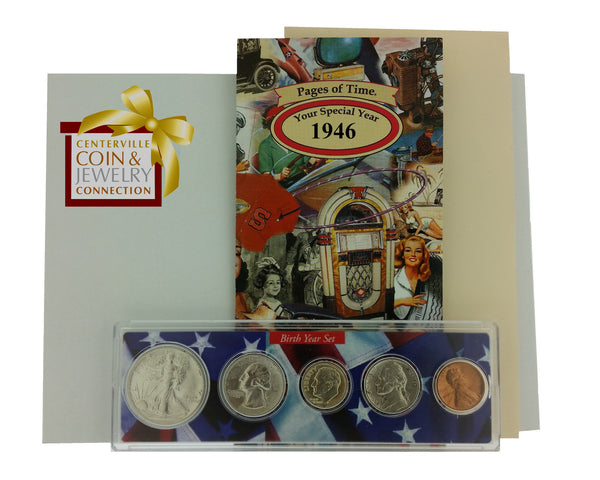 Year Coin Set & Greeting Card - Pi Style Boutique - Pi Style - Gifts & Decor - 7