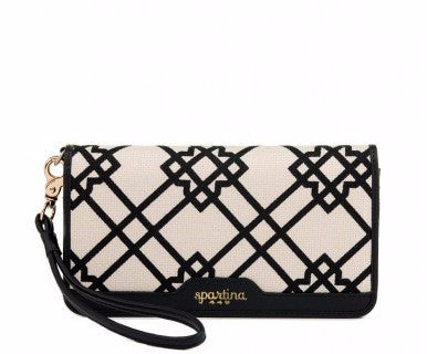 Spartina Seven Oaks Continental Clutch Wallet - Pi Style Boutique - Spartina