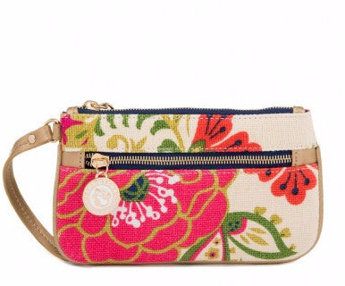 Spartina Carson Cottage Large Wristlet - Pi Style Boutique - Spartina