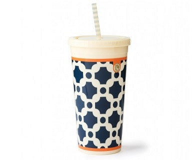 Insulated Drink Tumbler May River - Pi Style Boutique - Spartina - Gifts & Decor
