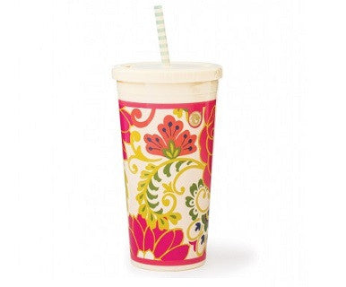Insulated Drink Tumbler Carson Cottage - Pi Style Boutique - Spartina - Gifts & Decor