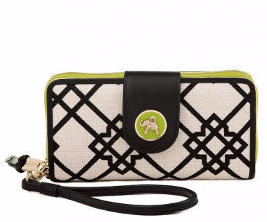 Seven Oaks - Spartina 449 Yacht Club Wallet - Pi Style Boutique - Spartina - Accessories