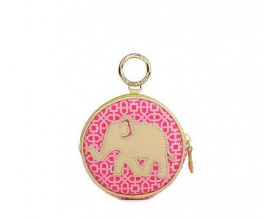Retreat Elephant Coinpurse - Pi Style Boutique - Spartina - Accessories