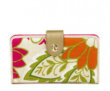 Carson Cottage Slim Wallet - Pi Style Boutique - Spartina - Accessories - 2