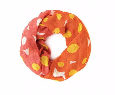Spartina Bubbles Infinity Scarf - Pi Style Boutique - Spartina