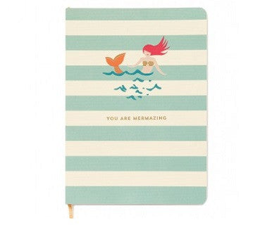 Mermazing - Spartina 449 Notebook