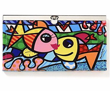 Deeply in Love - Britto Wallet - Pi Style Boutique - Giftcraft