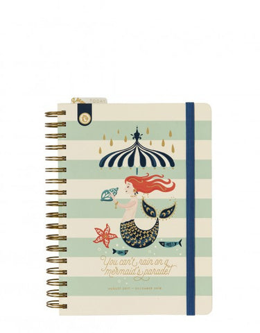 Mermaid Parade 17/18 - Spartina 449 Planner (FINAL SALE)