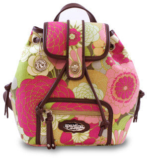 Camellia Backpack - Pi Style Boutique - Spartina
