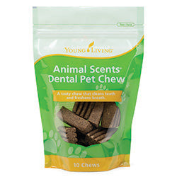 Animals Scents Dental Pet Chews - Young Living