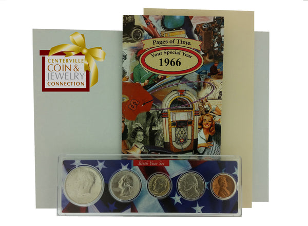 Year Coin Set & Greeting Card - Pi Style Boutique - Pi Style - Gifts & Decor - 27