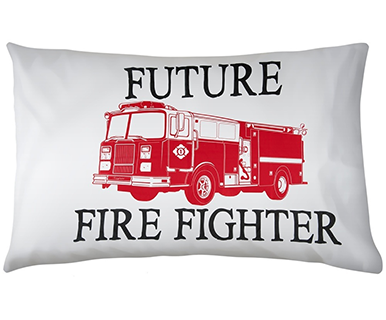 Future Fire Fighter - Pillow Talk Case