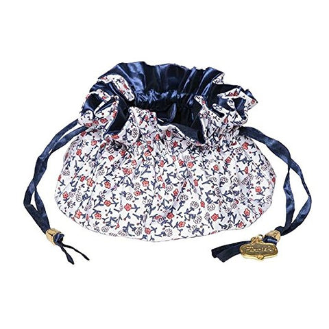 Flower - Molly Hatch Jewelry Organizer Pouch