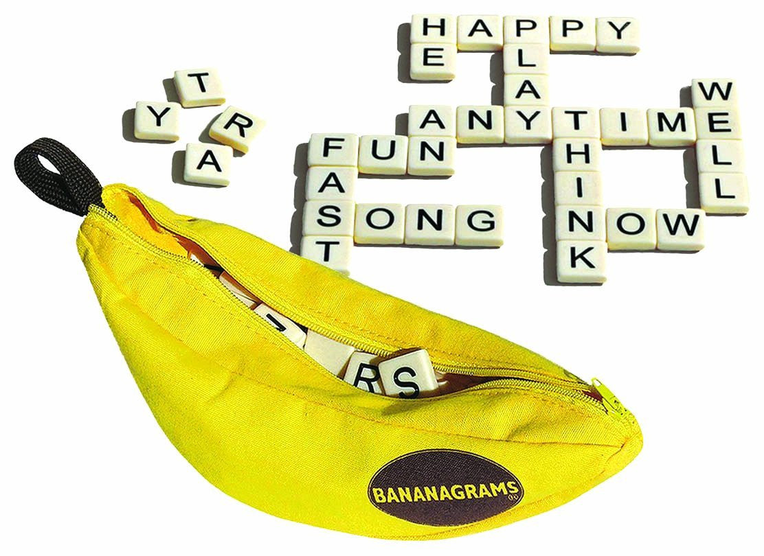 Bananagrams - Pi Style Boutique - Bananagrams