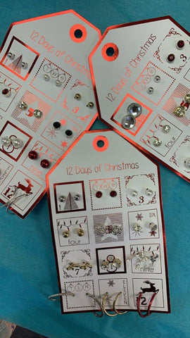 12 days of bling! - Earring Set