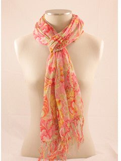 Sweetgrass Scarf Retired - Pi Style Boutique - Spartina