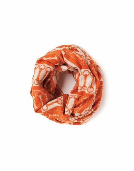 Horse Bit Scarf - Pi Style Boutique - Spartina