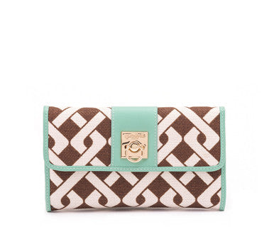 Spartina Madison Portal Wallet - Pi Style Boutique - Spartina
