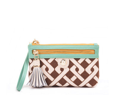Spartina Madison Tassel Wristlet - Pi Style Boutique - Spartina